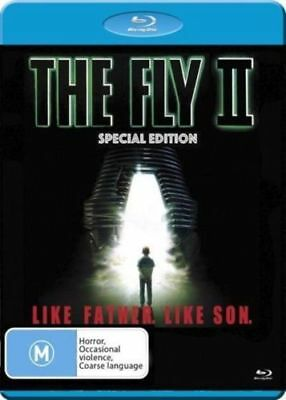 The Fly 2 Blu-Ray | 1989 | Special Edition | Digitally Remastered | Reg.B | New