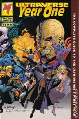 Ultraverse Year One (1994) #1 FN