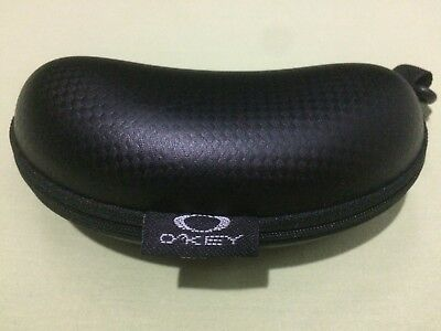 Oakley Black Hard Clamshell Sunglasses Case