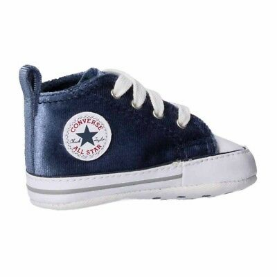 SCARPE INFANT CONVERSE CT FIRST STAR HI STELLINE 848454C