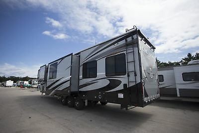 2018 Cyclone 4151 5th Wheel Toy Hauler RV BUY NOW and RECEIVE 25,000 OFF