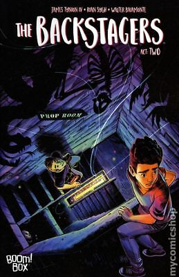 Backstagers (2016) #2A NM