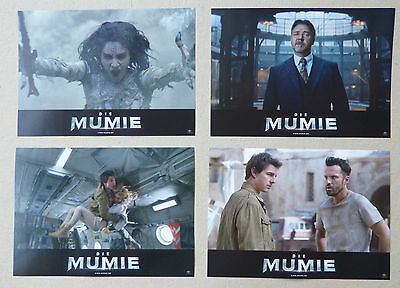 THE MUMMY - Lobby Cards Set - Tom Cruise, Sofia Boutella, Annabelle Wallis