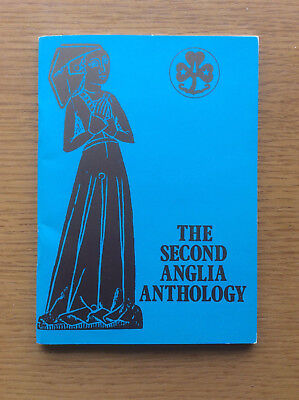 Vintage 1984 Girl Guide Second Anglia Anthology Book, Poems, Quotes, Prayers etc