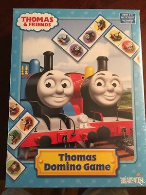 Thomas the Tank Domino Game by Briarpatch