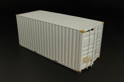 Hauler Models 1/35 MODERN SHIPPING CONTAINER Photo Etch Set