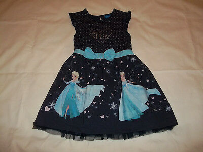 Elsa Dress from George 4-5 Years