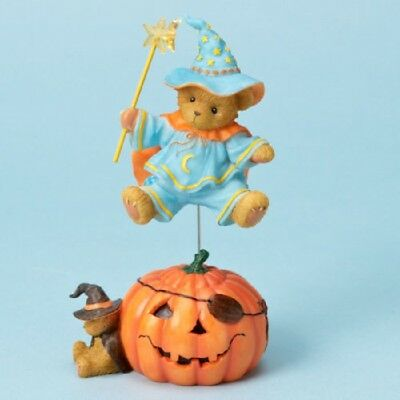 Cherished Teddies MERLE Halloween Pure Magic 4023729 NEW In box  Free Shipping