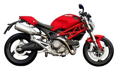 Manuale Officina Ducati Monster 696 My 2009 Workshop Manual Service Email