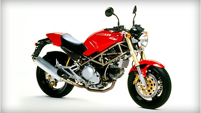 Manuale Officina Ducati Monster 900 Desmodue My 1994 2005 Workshop Manual Email