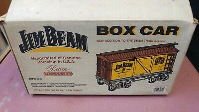 Jim Beam's Boxcar