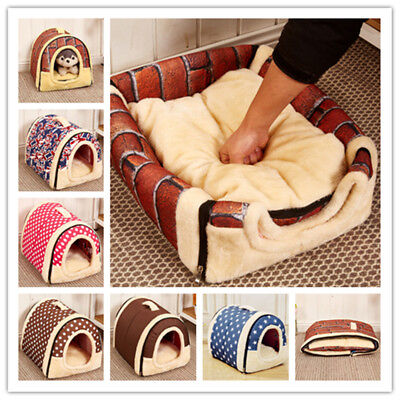 Dual purpose portable unpick and wash lightweight Dog kennel Pet house Pet beds