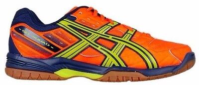 Mens ASICS Gel Squad Trainers Shoes Size UK 9.5 Indoor court Volleyball Handball