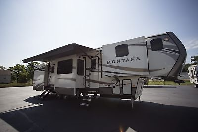 2018 Keystone Montana 3820FK Fifth Wheel RV Camper