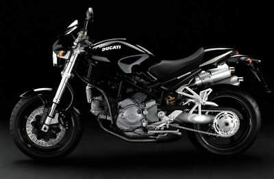 Ducati Monster S2R 1000 My 2006 Workshop Manual Service Email