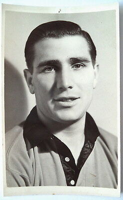 Bill Shorthouse - Wolves 1951-52  Photographic Postcard