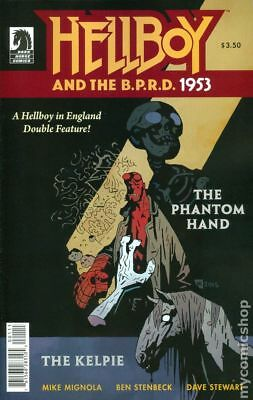 Hellboy and the B.P.R.D 1953 Phantom Hand and Kelpie (2015 Dark Horse) #1 VG
