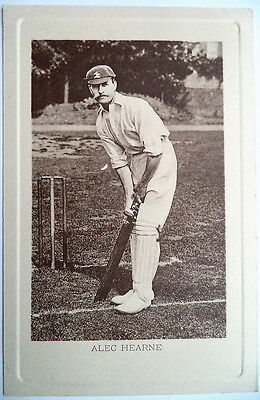 Hearne Alec - England - Wrench Series Cricket Postcard