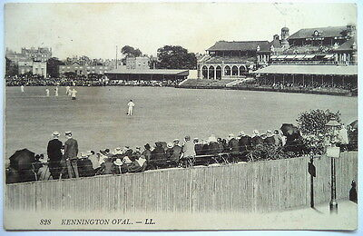 Kennington Oval Cricket Ground Pavilion & Playing Area