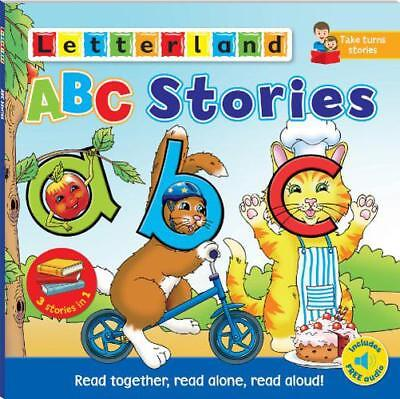 ABC Stories (Letterland) by Holt, Lisa | Paperback Book | 9781862099326 | NEW
