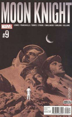 Moon Knight (2016 6th Series) #9 VF