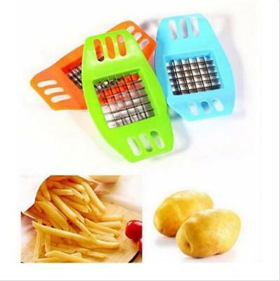 Hot Sale French Fry Potato Chip Cut Cutter Vegetable and Fruit Slicer Chopper
