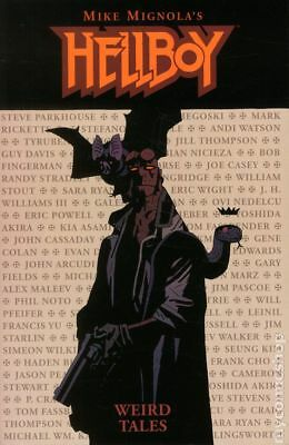 Hellboy Weird Tales HC (2014 Dark Horse) #1-1ST NM