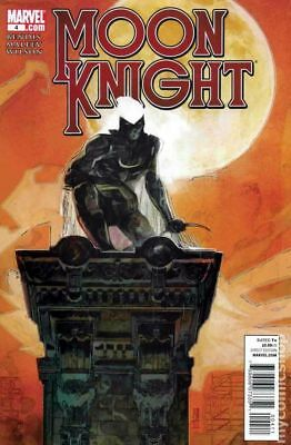 Moon Knight (2011 4th Series) #4 FN