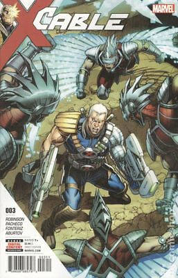 Cable (2017) #3A NM