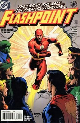 Flashpoint (1999 DC Elseworlds) #3 FN/VF 7.0