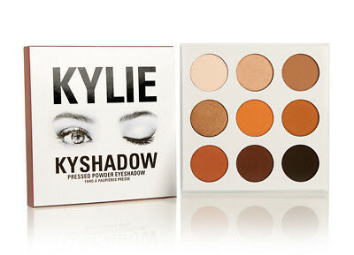 Kylie Kyshadow Pressed Powder Eyeshadow Bronze Palette - Melbourne stock