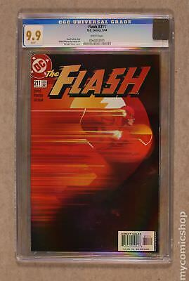 Flash (1987 2nd Series) #211 CGC 9.9 0064203051