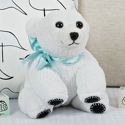 Knitting Kit Polar Bear Teddy by Twilleys of Stamford Adult Craft Set inc Wool