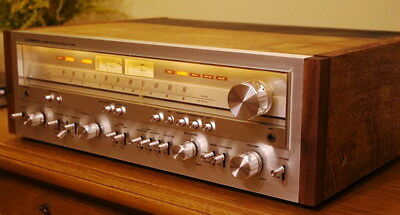 Pioneer Sx-850 Lovely Vintage Stereo Receiver Mint