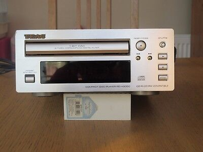 Teac pd-h300c Series cd player  in excellent condition unit only
