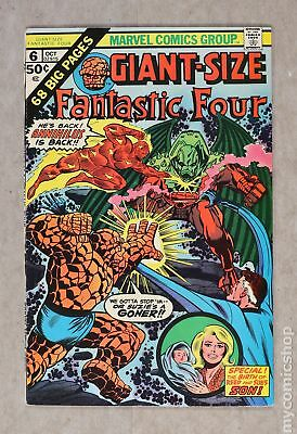 Giant Size Fantastic Four (1974) #6 VF+ 8.5