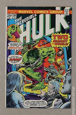 Incredible Hulk (1962-1999 1st Series) #196 VG 4.0