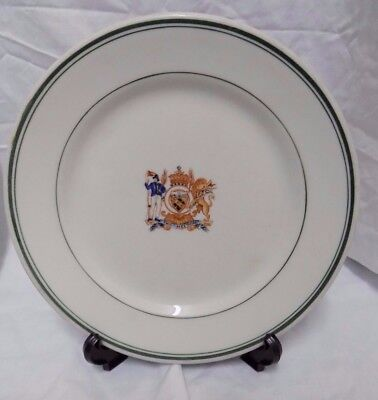 Mayer China USA 1881-1964 The Nelson plate hotel steamship restaurant
