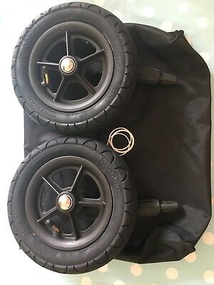 Bugaboo Cameleon 1 & 2 Front Snow Wheels With Bag - Used Once