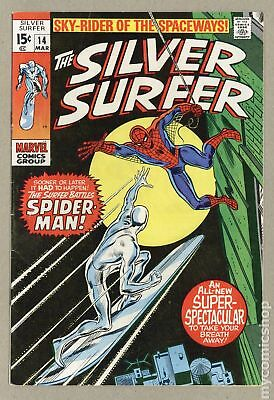 Silver Surfer (1968 1st Series) #14 VG/FN 5.0