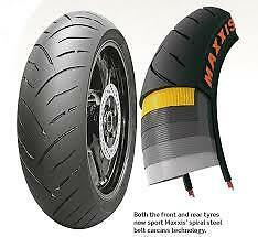 180/55 ZR17 73W Supermaxx ST TYRE - REAR