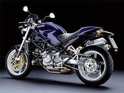 Manuale Officina Ducati Monster S4 R My 2003 Workshop Manual Service Email