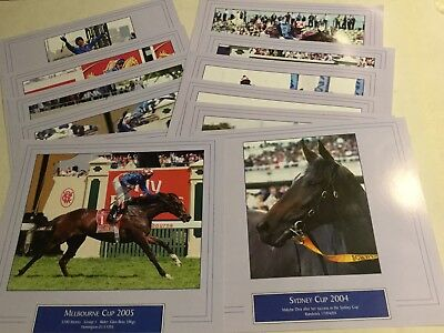 Makybe Diva ---  Prints X 12  Including 3 Melbourne Cups