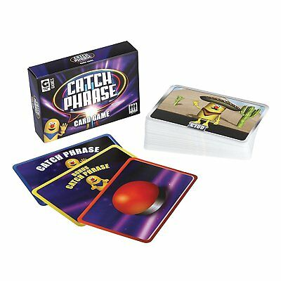 Catchphrase Card Game - Great gift idea - Stocking filler - Birthday gift