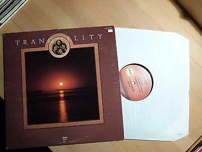 "12"" LP - Xian - Tranquility - Chrism - (10 Song)"