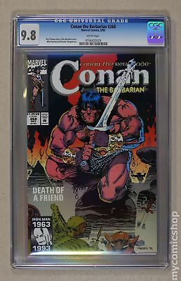 Conan the Barbarian (1970 Marvel) #268 CGC 9.8 0156422029