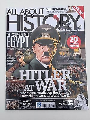 "All About History Magazine No.002 - ""Hitler at War"""