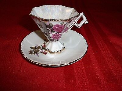 Vintage Made in Japan cup and saucer