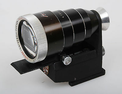 Linhof Technika Optical Finder 90-360mm with 5x4 mask