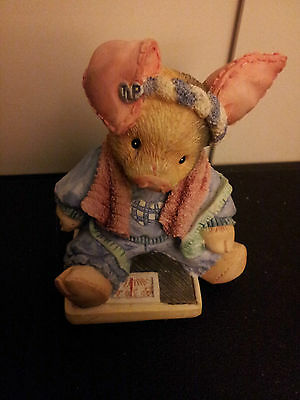 "ENESCO, THIS LITTLE PIGGY, ""This Little Piggy Had None""  1994!!"